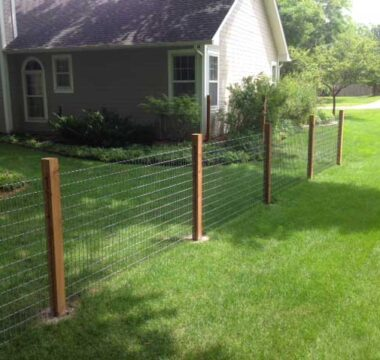 Minimalist Fence